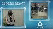 어르신들의 HTC 바이브(VR 기기)에 대한 반응