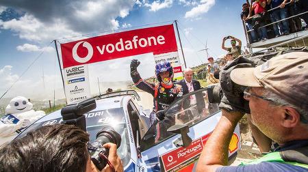 [2018 WRC] 6차전 랠리 포르투갈 – 누빌, 우승과 함께 챔피언십 선두 탈환