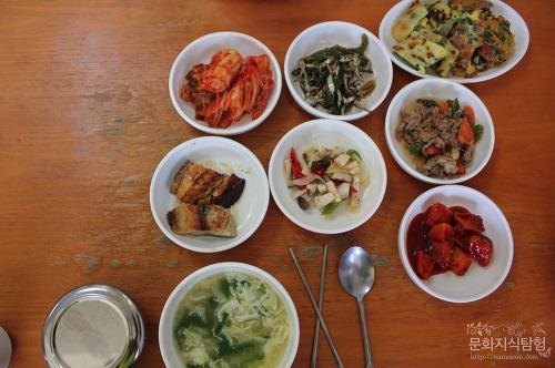 안동맛집 집 밥 스타일의 태화동 수림칼국수식당