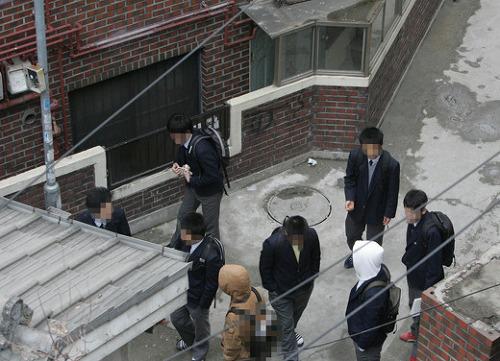 교육 날씨 알리미 06 - 거리로 내 몰리는 아이들, 교육 부적응