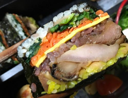 까다롭다는 대구사람들 입맛 사로잡은 프리미엄 김밥