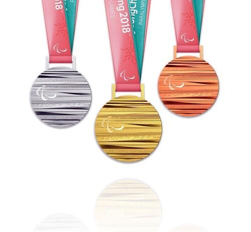 평창동계올림픽 패럴림픽 메달 공개!