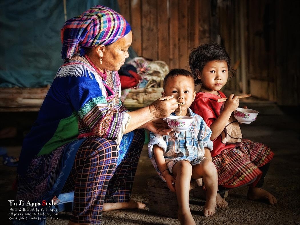 베트남(풍경+인물)...2