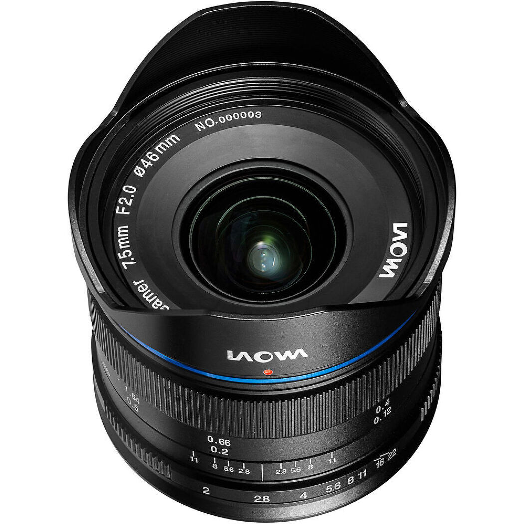 Laowa 7.5mm F2 for MFT Review/라오와 7.5mm F2 리뷰