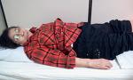 동해 약천 온천 실버타운에서 68차 1117분의 어르신을 진료했습니다(12.01.05).