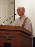 법륜 스님의 남북통일에 대한 직문직답 그리고, 통일 첫 세대 육성을 위한 제언.