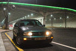 초록이 이야기 #004. 폭스바겐 골프 Mk3 새벽 드라이빙의 즐거움, 녹색물결, 3세대 골프, Golf GL, 1.8GL, 광교박물관, 광교역사공원