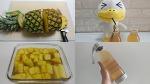 다이어트에 좋은 파인애플 식초 만들기
