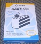 밸브사에서 라이센싱한 포탈케익 믹스로 포탈 케이크 만들기