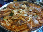 (홍대맛집)젊은이들의 공간 화떡(HWATEEOK) 푸짐한 세트메뉴를 2만원대에..