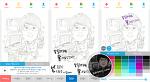 캘리랑(Callilang) - 손글씨, 캘리그라피 사진 합성 앱(어플)