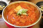 [대구/경대북문 맛집] 밥장인 돼지찌개 - 본격 매운 맛의 돼지찌개