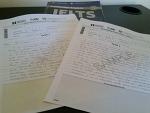 IELTS writing practice: General training module