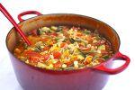 이탈리아 밀라노식 야채스프 미니스트로네: minestrone alla milanese