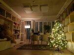 [완도전복 & 건어물 산지직송~ 갯돌소리전복] 크리스마스, 신혼집 거실, 아늑함