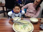 고양 일산 맛집 일산칼국수에서의 맛있는 저녁식사