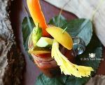 재미있는 해독주스, 스파이시 핫 야채쥬스 만드는 법