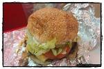 런던 여행기 - 파이브가이스 버거 맛집 (Five Guys Burger, London)