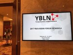 "2017 YBLN(Young Business Leaders network) 초청 ""조연심 작가의 Global CEO Brand & 디지털 평판구축 전략"" 특강 @ City of Dreams NOBU Hotel in Manila Philippines"