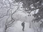눈 내리는 덕유산 - 2015. 1. 19 -