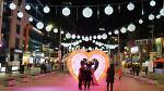2017 해운대라꼬 빛축제 점등식 열려