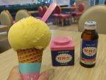 새로 나온 '박카스 아이스크림' 먹어봤어요! (배스킨라빈스 시즌메뉴 '박카스향 소르베' 후기)
