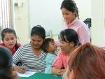 [캄보디아 여성, 너의 목소리를 들려줘]여성들, 목소리를 내다, 목소리를 듣다