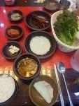 보라동 점심 으로 추천 - 항아리 보쌈 정식