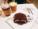 [홍대카페]카페아래,홍대티라미수,티라미수카페추천, 카페아래 메뉴판