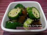 간단하고 맛있는 가을찬 36, 간단 오이장아찌(여름갈무리5)~