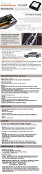 닛산큐브 윈도우 전좌석 오토 - 셀롯 윈도우이노베이션