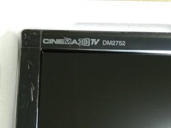 "LG Cinema 3D DM2752D 27"" IPS Monitor"