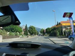 유럽 자동차 여행 D-76[토] (1) 스위스를 떠나 독일로..