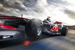 Vodafone McLaren Mercedes pre-season driver shoot - MTC 2011 By PATRICK GOSLING