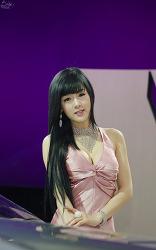 2011 Seoul Motor Show - 황미희 # 2