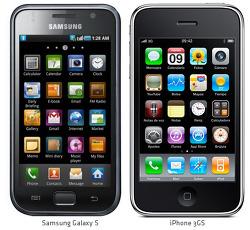 아이폰 4g 출시와 갤럭시 S의 한판 승부 곧 시작된다