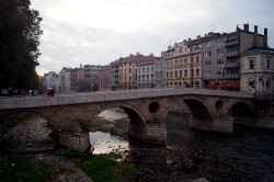 보스니아, 사라예보