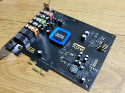 Creative Sound Blaster Recon 3D - 크리에이티브 사운드 블라스터 리콘 3D 전면 마이크 설정