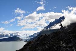 Tracking Day 4: 다시는 볼수 없을 풍경...그레이 빙하