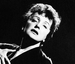 파리의 노래하는 작은 참새, 에디트 피아프(Edith Piaf)