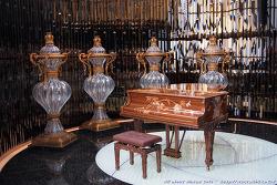 [마카오 맛집 | 로부숑 오 돔 ①] 내부소개 및 예약방법 : 마카오 유일 '미슐랭 가이드' 별3개를 받은 프렌치 레스토랑 '로부숑오돔(Robuchon Au Dome)' - 로부숑 아 갈레라(Robuchon A Galera)