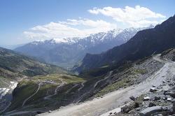 인도[마날리] #2 눈이 호강하는 즐거운 길~