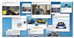 친구가 시승하면 차 임대료가 공짜  -  Smart social leasing-