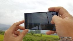 LG V20으로 담은 전라도 풍경, 전후면 광각이 돋보여