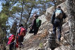 전남 강진 만덕산 도보여행