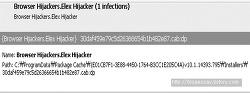 브라우져 하이재킹 Browser hijackers