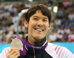 세계수영선수권 중계와 박태환의 빈자리
