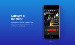 애플, iOS용 비디오 편집앱 'Clips' 발표