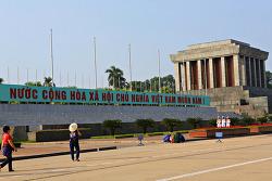 베트남 하롱베이 여행기 마지막 7편(바딘광장~호치민 기념관~한기둥사원)