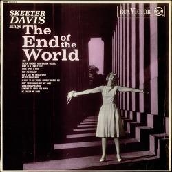 스키터 데이비스(Skeeter Davis)가 부르는 추억의 팝송 'The end of the world'